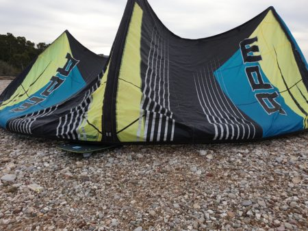 SLINGSHOT RPM 11m 2018 USED USED GEAR kite