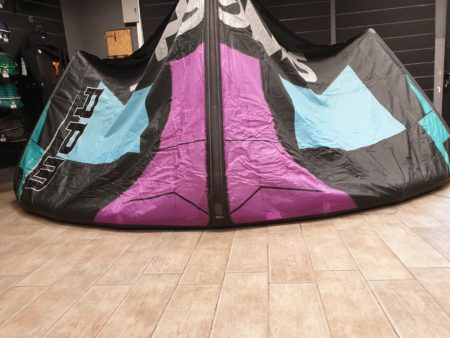 SLINGSHOT RPM 12m 2017 USED KITES kite