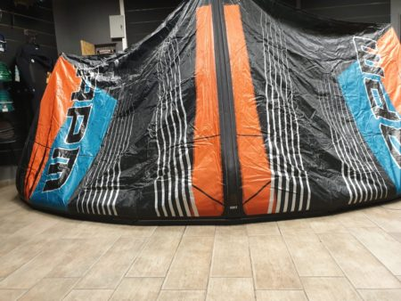 SLINGSHOT RPM 2018 12m USED KITE