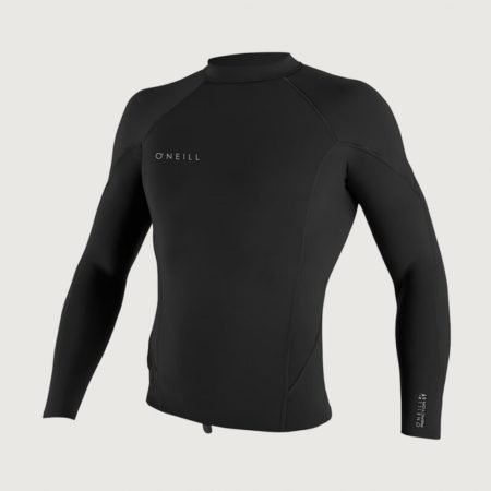 REACTOR II 1.5mm Long Sleeve Neoprene Top O'Neill size:M NEOPRENE o'neill