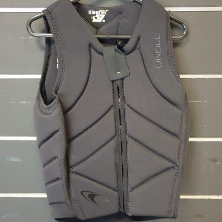 O'Neill Slasher Comp Vest size:L NEOPRENE STOCK WALL o'neill