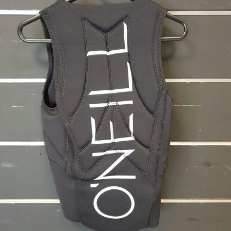 O'Neill Slasher Comp Vest size:S NEOPRENE STOCK WALL o'neill
