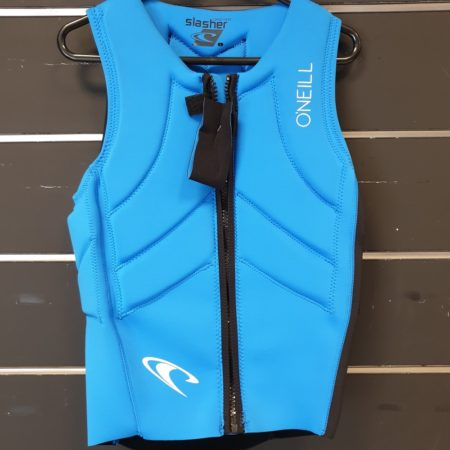 O'Neill Slasher Kite Comp Vest size:L NEOPRENE STOCK WALL o'neill
