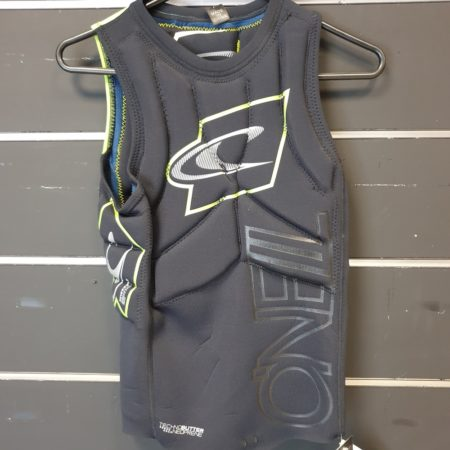 O'Neill Techno Pullover Kite Vest size:L NEOPRENE STOCK WALL o'neill