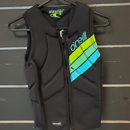 O'Neill WMS Slasher Kite Vest size:8 NEOPRENE STOCK WALL o'neill