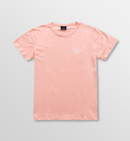 WE RIDE LOCAL ELEMENT PEACH TEE size:M