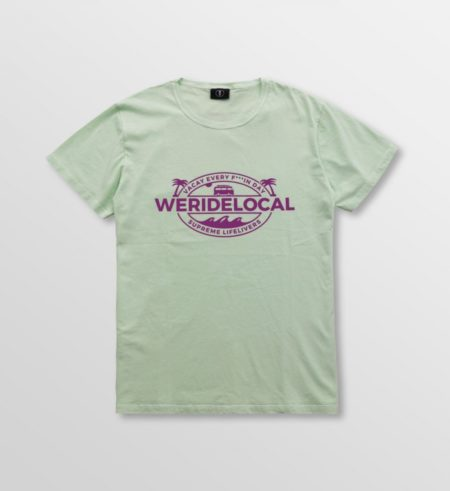 We Ride Local T-Shirts Supreme Lifelivers Mint Tee size:XL APPAREL apparel