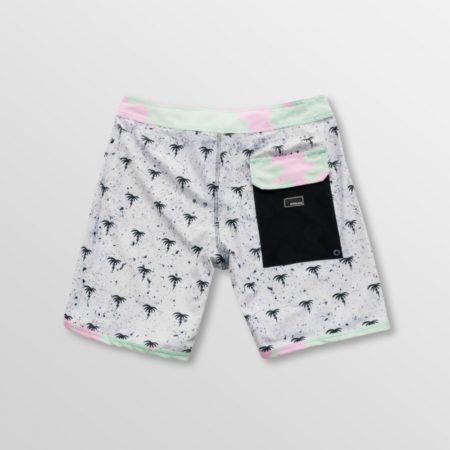 WE RIDE LOCAL SEEKER-TROPICALITY BOARDSHORTS size:30