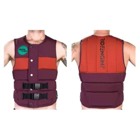 RIDE ENGINE SHREDTOWN COMP VEST size:L