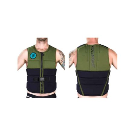Ride Engine Atlas Comp Vest size:M