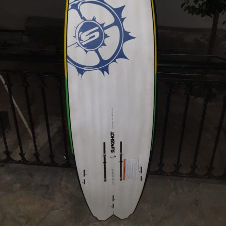 Slingshot Converter 5'4″ Surf & Foil board 2017-2018 USED GEAR board