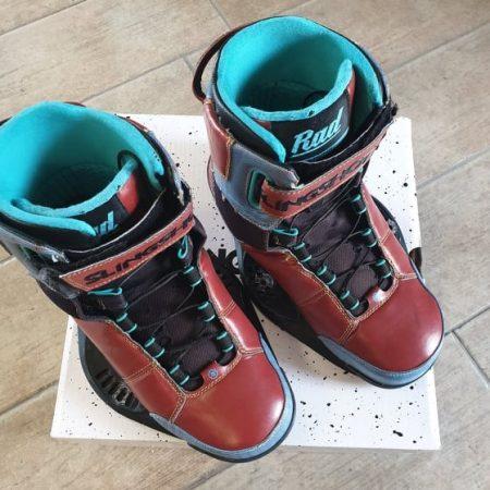 Slingshot 2016 RAD boots size 12